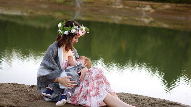 Voeding tijdens borstvoeding