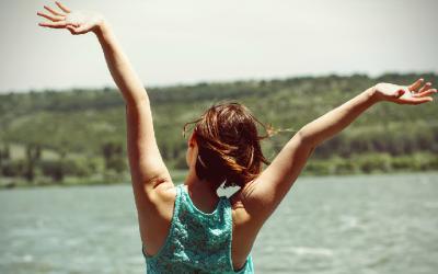 Happy met een gezonde darmflora