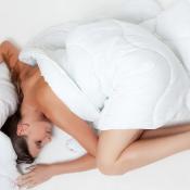Slapen met hittegolf